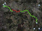 A New Escort walkthrough map