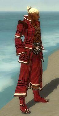 Monk Kurzick Armor M dyed side