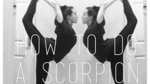 How To Do A Scorpion (Quick & Simple)