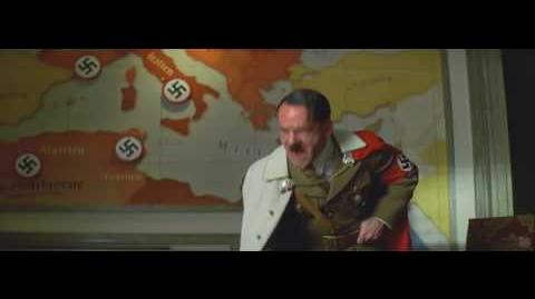 Hitler says NEIN for 10 minutes