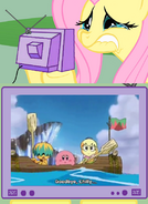 120161 - chilly crying crying fluttershy fluttercry fluttershy Kirby tiff tuff tv meme