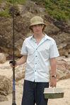 Lewis Going Fishing