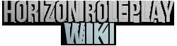 Horizon Roleplay Wiki