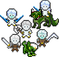 White Walkers Variations
