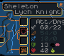 Skeleton Lych Knight