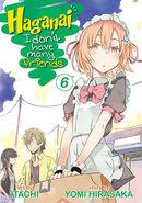 Haganai Manga Volume 6