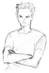 Tatsuki Washio Sketch
