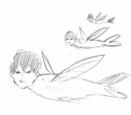 Tobio the Flying Fish