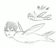 Tobio the Flying Fish