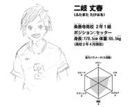 Takeharu Futamata CharaProfile