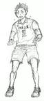 Kaname Moniwa Sketch