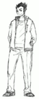 Takehito Sasaya Sketch