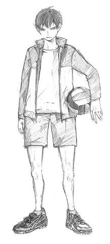 File:Tobio Kageyama Sketch.png