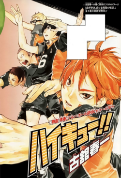 Haikyuu One Shot