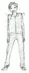 Yuki Shibayama Sketch