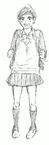 Yui Michimiya Sketch