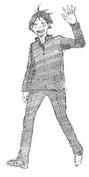 Tadashi Yamaguchi Sketch
