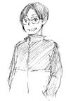 Makoto Shimada Sketch