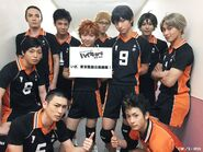 Winners and losers karasuno