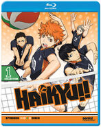 Haikyu!! - Collection 1 Sub.Blu-Ray