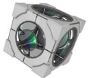 Aperture Science Weighted Pivot Cube