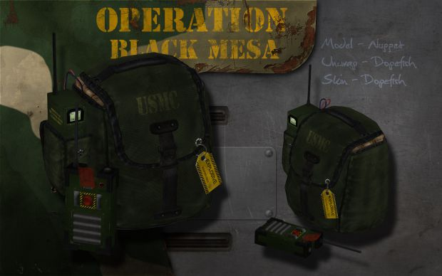 Image satchel source half life wiki fandom for Operation black mesa download