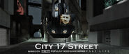 City 17 Street Logo