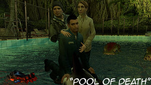 12. Pool of Death