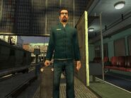 Gordon Freeman arrival