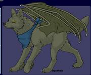 Nexis the Skywolf