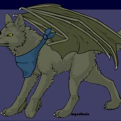 Nexis the Skywolf.
