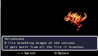 Volcanosaur GR