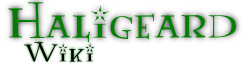 Haligeard Wiki