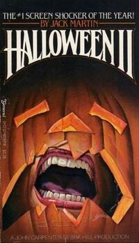 Halloween II Novel