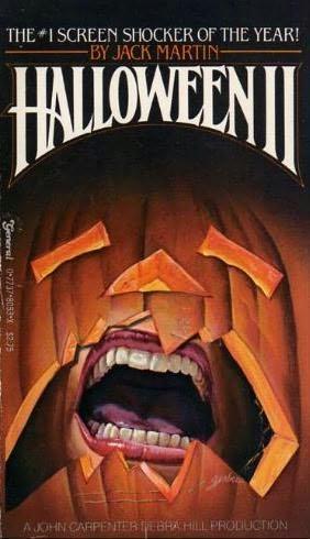 Halloween II Novel