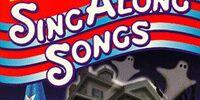 Sing Along Songs Happy Haunting-Party at Disneyland