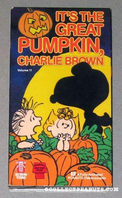 File:It's the Great Pumpkin, Charlie Brown VHS 1984.jpg