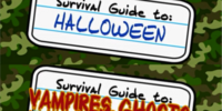 Guide to: Halloween & Vampires, Ghosts, Werewolves & Zombies