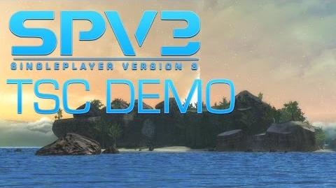 SPV3 The Silent Cartographer Classic CE3 2015 Demo (No Commentary)
