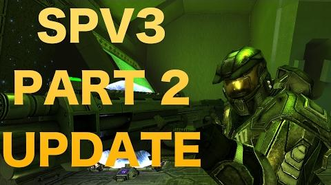 SPV3 PT2 3.1 and Channel Update.