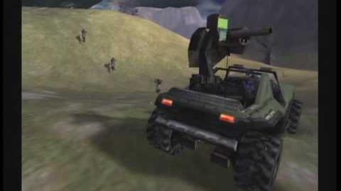 Halo Combat Evolved E3 2000 Trailer