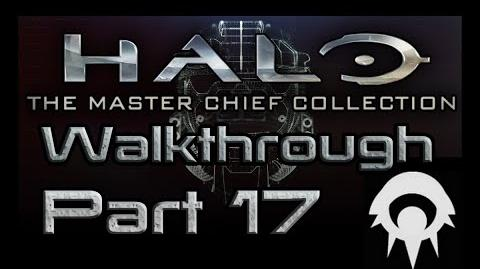 Halo- The Master Chief Collection Walkthrough - Part 17 - The Oracle
