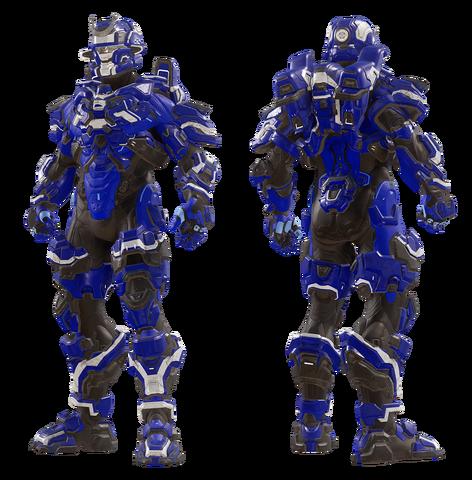 File:H5G Render-Armor Shinobi-FrontBack.png