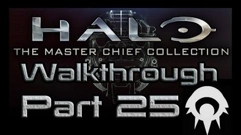 Halo- The Master Chief Collection Walkthrough - Part 25 - The Great Journey