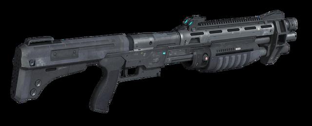 File:HaloReach M45 Tactical Shotgun.png