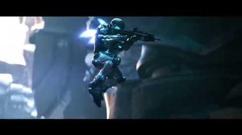 Halo 5 Guardians Spartan Locke Armor Set 60 sec