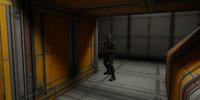 Hidden Soldier in Cairo Station