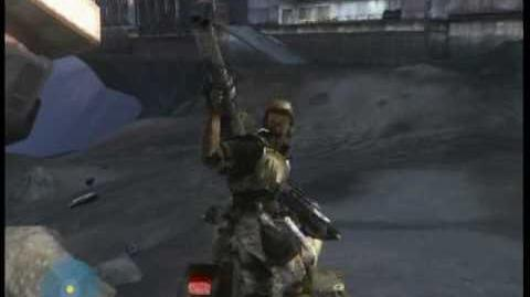 Halo 3 Walkthrough Remake - Part 9 - The Storm Part 1