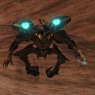 Un drone di Halo 2