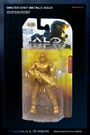 Master chief metallic gold